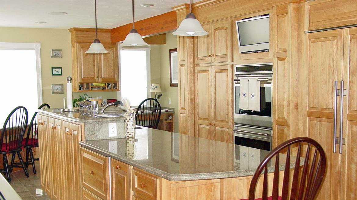 Custom Kitchen Cabinetry Built By Parsons Kitchens Professional
